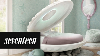 Download A ″The Little Mermaid″ Clamshell Bed Now Exists in the World Video