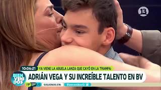 Download Los hermosos mensajes de la gente para Adrián Vega   Bienvenidos Video
