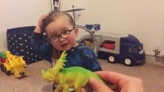 Download Dinosaurs according to Noel Instagram noel hopkins Video