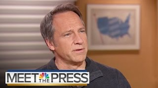Download Mike Rowe: 'Dirty Jobs' Reached Same People As Donald Trump's Campaign | Meet The Press | NBC News Video