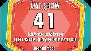 Download 41 Facts about Unique Architecture - mental floss List Show Ep. 510 Video