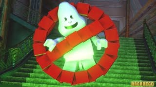 Download Lego Dimensions Ghostbusters (2017) All Cutscenes Full Movie & Ending   Lego Ghostbusters Movie Video