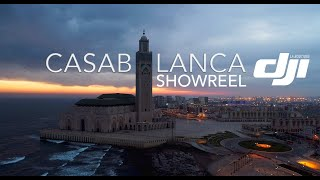 Download Casablanca - Aerial Magic Views (Morocco) Video