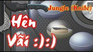 Download Bình Luận CF : Quay Jungle (Knife) Xàm xàm lại ra :) Video