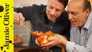 Download Meatball Sub | Gennaro Contaldo & Jamie Oliver Video