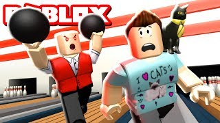 Download ESCAPE THE BOWLING ALLEY OBBY IN ROBLOX Video