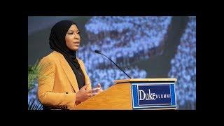 Download Duke Class Day with Ibtihaj Muhammad '07 Video