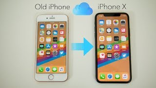 Download How to Backup Old iPhone & Restore to iPhone X (Setup Process) Video