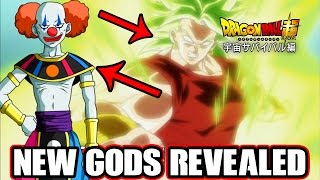Download FEMALE BROLY IN TOURNAMENT! New Gods & Grand Priest - Dragon Ball Super Universe Survival Arc Video
