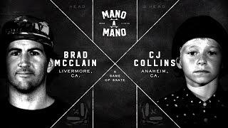 Download Mano A Mano Round 1: Brad McClain vs. CJ Collins Video