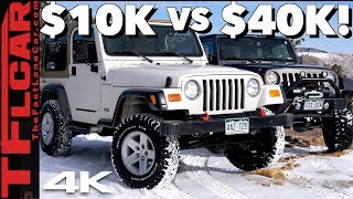 Download Cheap vs Expensive: Which Jeep Is Better? Cheap Jeep Challenge Ep.7 Video