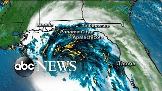 Download 'Monstrous' Hurricane Michael strengthens as it nears Florida Video