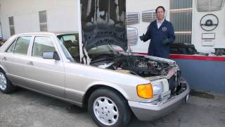 Download Gasoline Model Mercedes Sitting Too Long: 1975 to 1995 Benz Series Part 6 w/ Kent Bergsma Video
