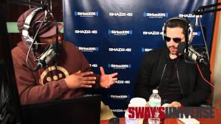 Download Magician David Blaine Talks Tricks Going Wrong & Signing with the Devil on Sway in the Morning Video