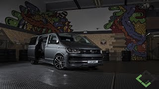 Download Highest Spec ABT Full Styling Kit With 204 4 Motion Amazing Kombi Video