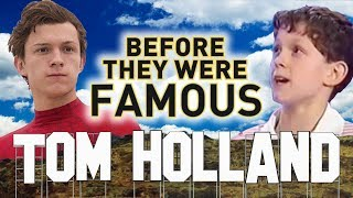 Download TOM HOLLAND - Before They Were Famous - Spider-Man Homecoming Video