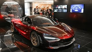 Download New 2018 McLaren 720S Velocity Is The First MSO Special Edition Super Series (1080q) Video