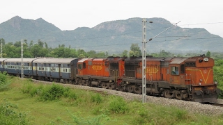 Download Steel City Connections: Rourkela to Visakhapatnam, Dhanbad Alleppey Express Video
