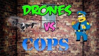 Download Drones vs COPS # 1 Part 1 Video