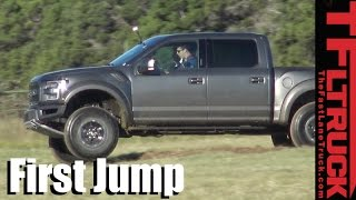 Download We Drive the 2017 Ford Raptor (Almost) Video