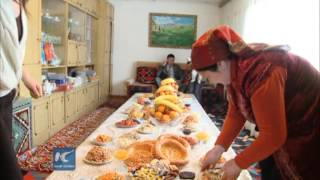 Download RAW: See how Persian new year 'Nowruz' is celebrated in Kyrgyzstan Video