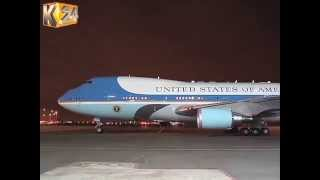 Download Obama Arrives In Kenya Video
