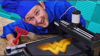 Download 3D Printing Pancakes! | DOPE or NOPE? Video