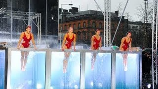 Download Synchronised swimmers Aquabatique - Britain's Got Talent 2012 audition - UK version Video