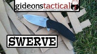 Download Kershaw Swerve Knife Review: Pocket Pig Video