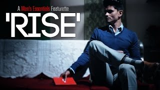 Download 'RISE' - A Men's Essentials Featurette | Men's Lifestyle Inspiration | Short by Mayank Bhattacharya Video