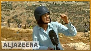 Download Israeli soldiers fire on Al Jazeera correspondent 🇮🇱 - 04 Sep 09 Video