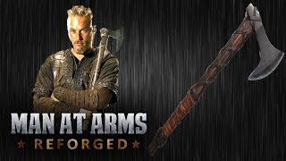 Download Ragnar's Axe - Vikings - MAN AT ARMS: REFORGED Video
