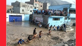 Download 2017 RAW FOOTAGE Absolute Chaos in Seconds PERU ULTRA FAST FLASH FLOODS Video