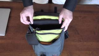 Download The Tom Bihn Ristretto for the 11″ Apple Macbook Air Video