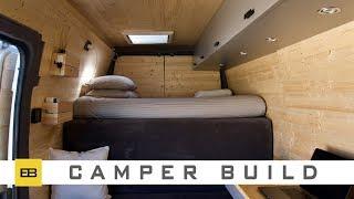 Download Custom Camper Van - How to Build - 1 Video