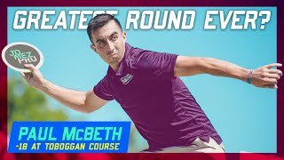 Download Greatest Disc Golf Round Ever? Paul McBeth Shoots 18 Down | 2018 Great Lakes Open, Round 2 Video