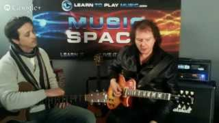 Download Music Space Episode 8: Rob Pippan & Creating Lead Guitar Licks Video