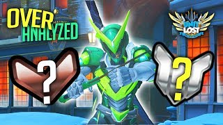 Download Overwatch Coaching - TYPICAL GENJI MAIN! MY RANK IS WRONG!! [OverAnalyzed] Video