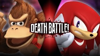 Download Donkey Kong VS Knuckles (Nintendo VS Sega) | DEATH BATTLE! Video