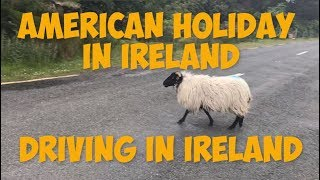 Download Ireland Holiday - American Driving in Ireland Video
