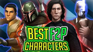 Download Top 15 Best Free to Play Characters 2018! No Legendary or Raid Reward! | Star Wars: Galaxy of Heroes Video