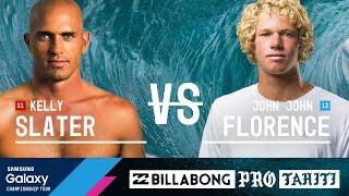Download Kelly Slater vs. John John Florence - Billabong Pro Tahiti 2016 Final Video