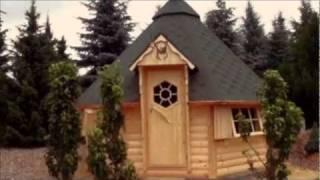 Download Entstehung einer Kota: Grillkota von Scandinavic Wood Art Video