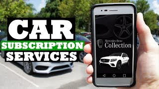 Download Car Subscription Services - Wave of the FUTURE? Video