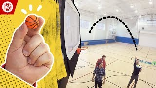 Download World Record | Smallest Free Throw EVER Made! Video