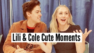 Download Lili Reinhart & Cole Sprouse | Cute Moments (Part 1) Video