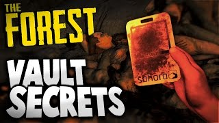 Download The Forest - UNTOLD SECRETS OF THE VAULT (The Forest Update Gameplay) Video