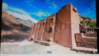 Download Is the ″Temple of the Sun″ in Ollantaytambo, a fragment of a once-mighty ″fortress″? Video