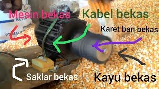 Download mesin pemipil jagung pompa air bekas Video