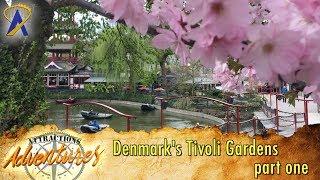 Download Denmark's Tivoli Gardens (part one) - Attractions Adventures Video